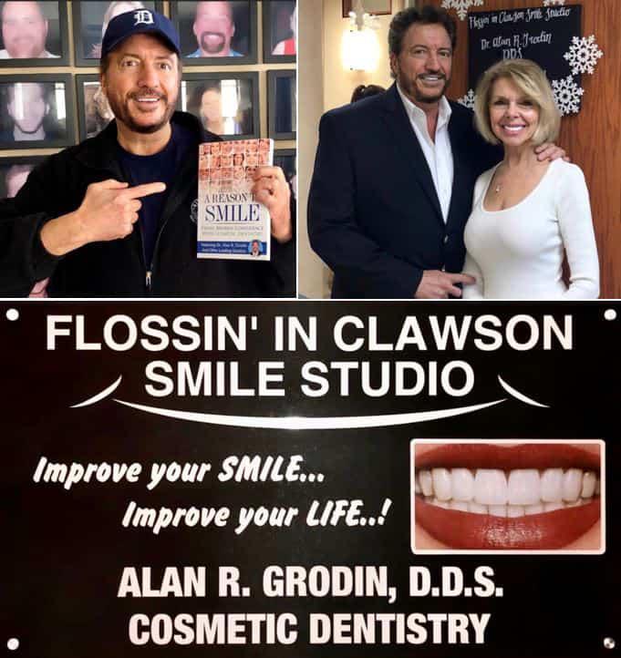 Flossin in Clawson